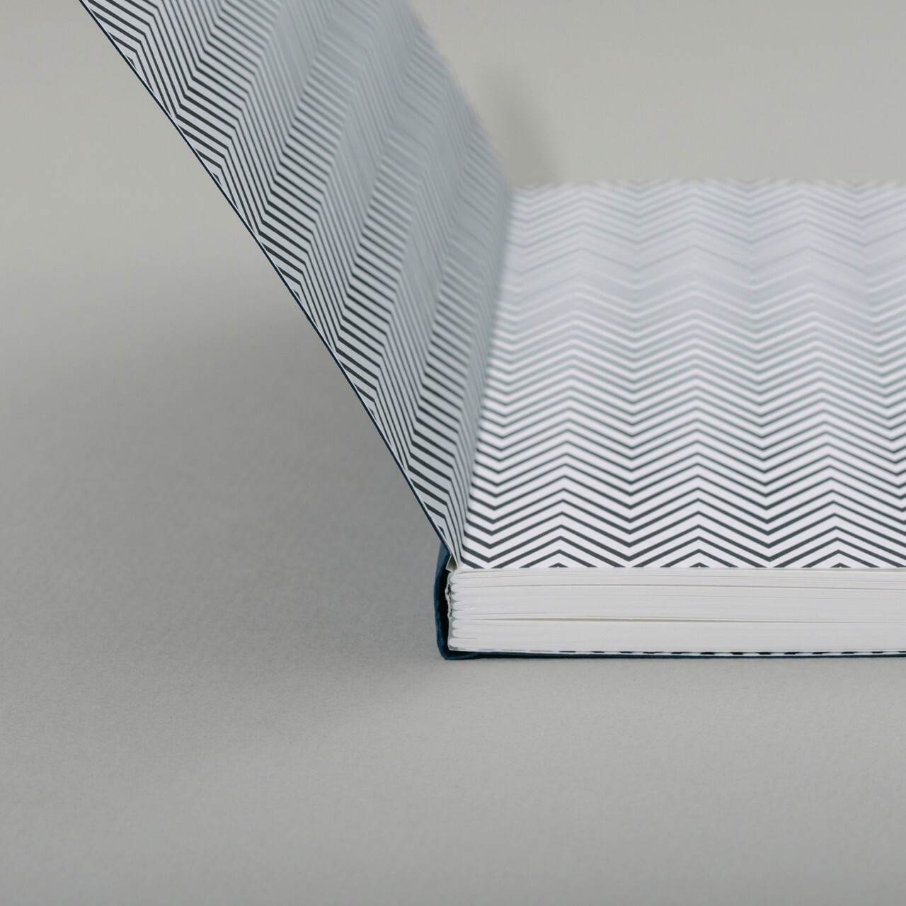 A5 Dot Grid Notebook Ash Grey