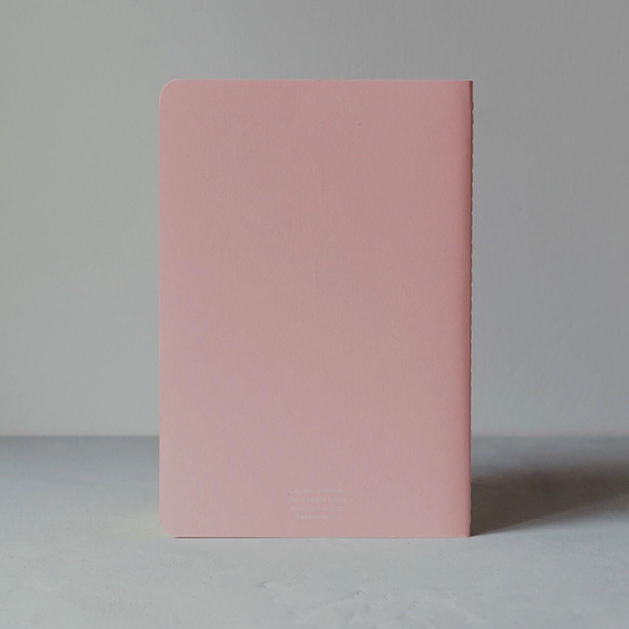 Скетчбук Falafel Flamingo A5