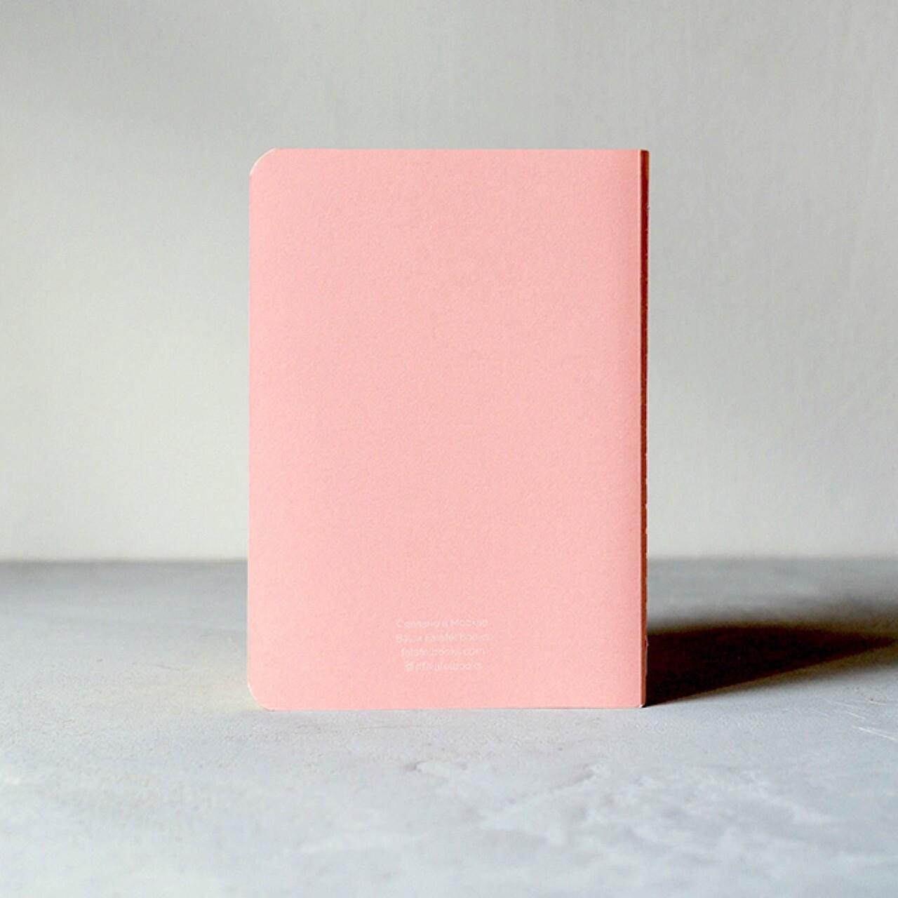 Скетчбук Falafel Flamingo A6