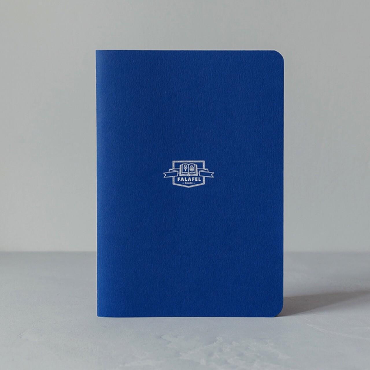 Маркерный скетчбук Falafel Blueberry A5
