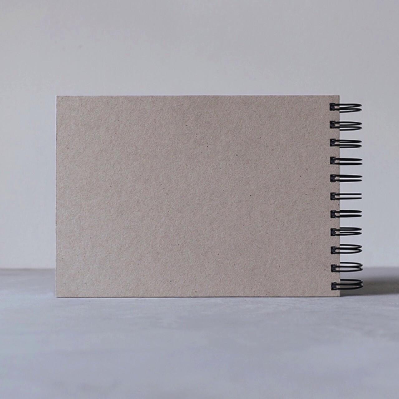 Скетчбук Falafel для рисования с кремовой бумагой A5