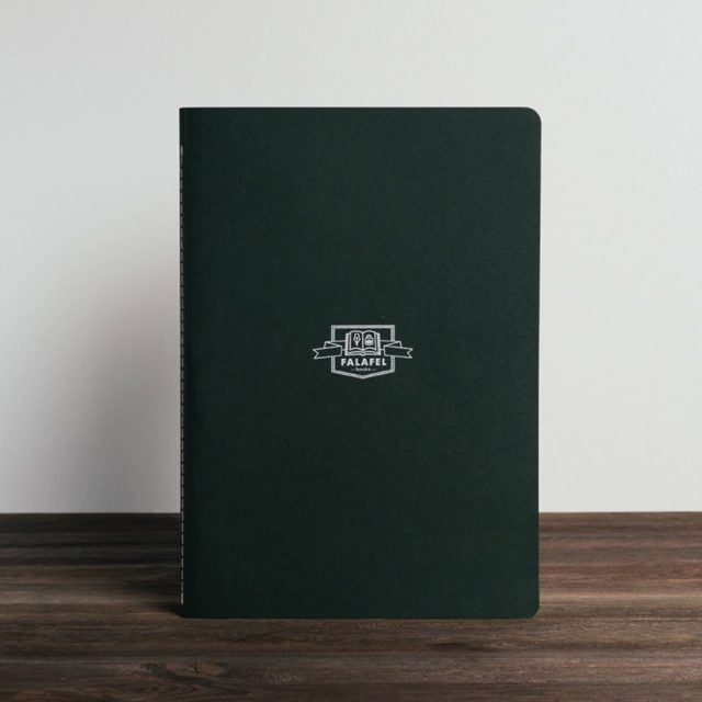 Скетчбук Falafel Laureate A4