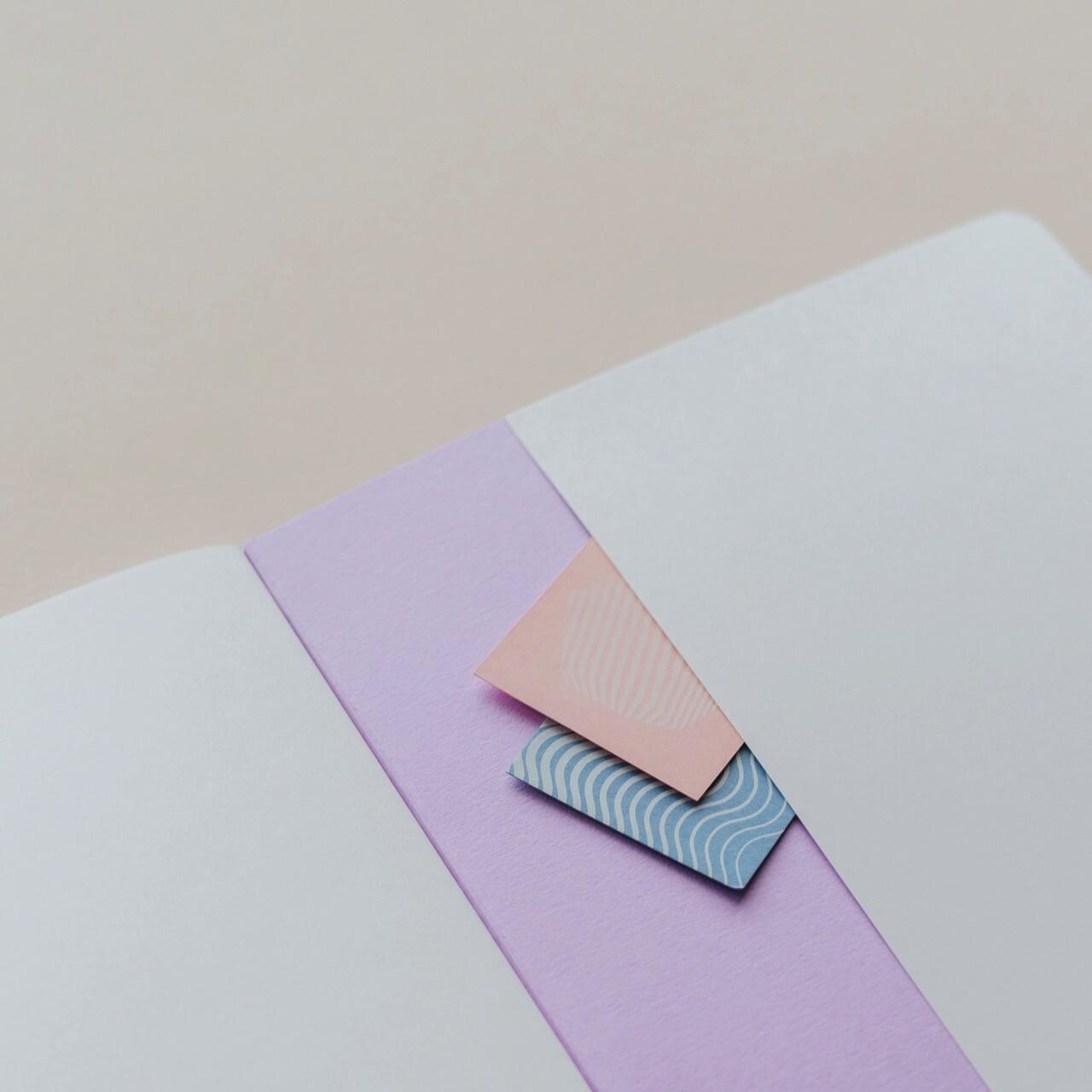 Скетчбук Falafel Lilac A4