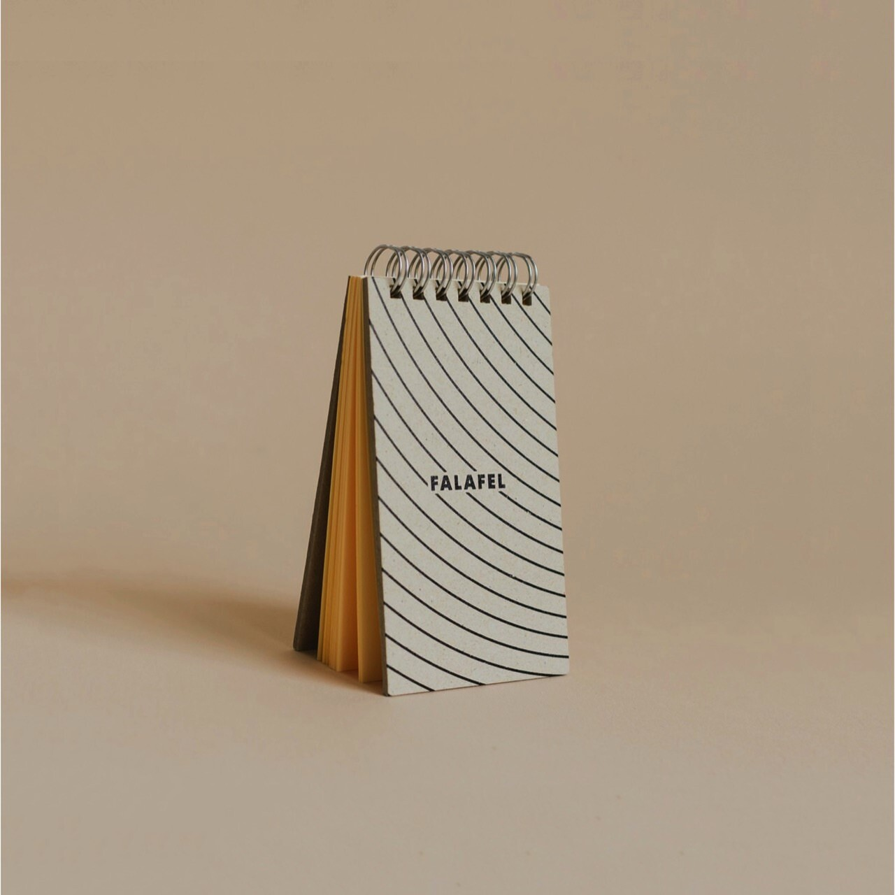Скетчбук Falafel Notepad In Orbit A7