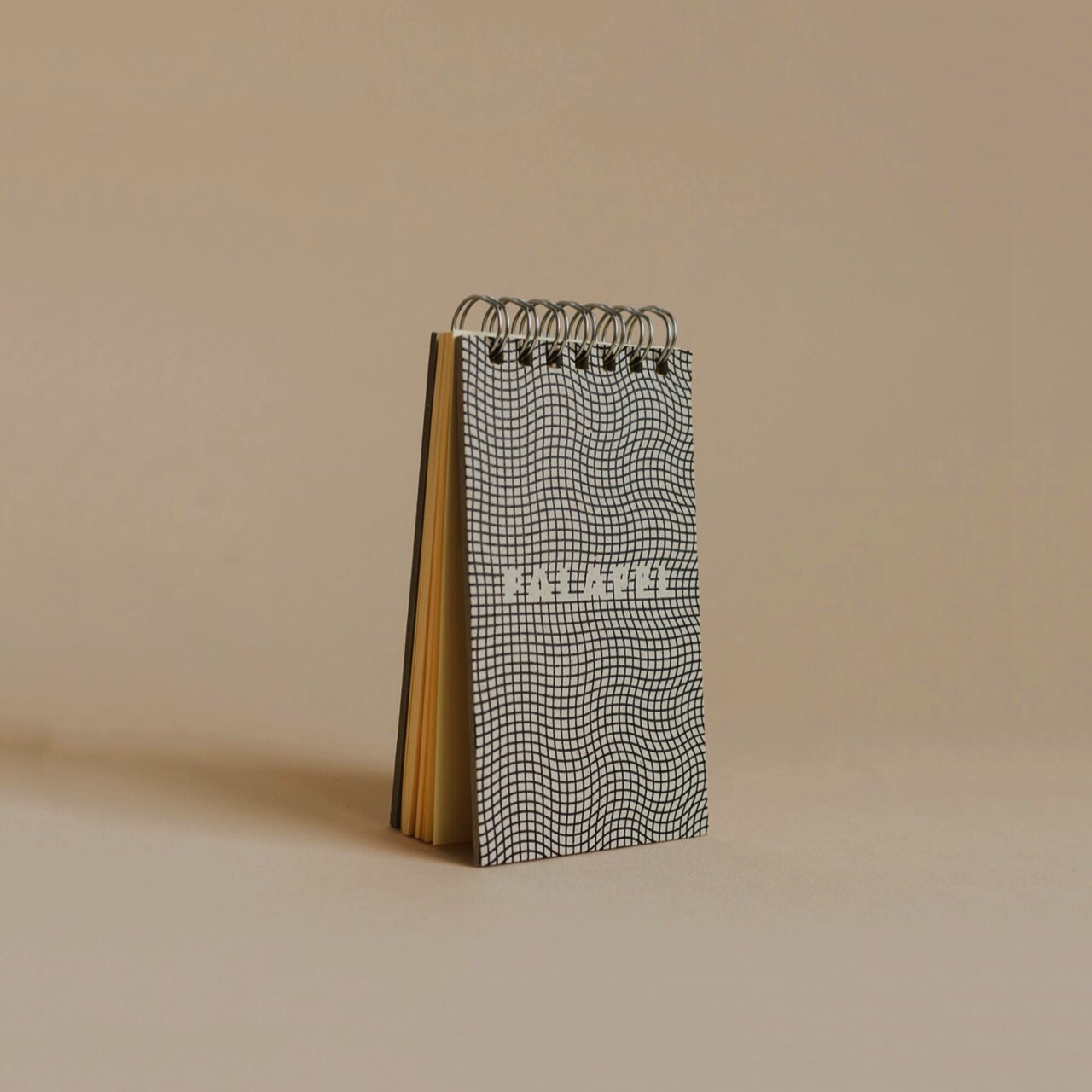 Блокнот Falafel Notepad Isometric A7