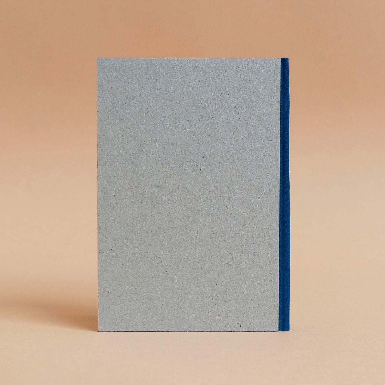 Скетчбук для графики в твёрдой обложке Falafel Simple A6