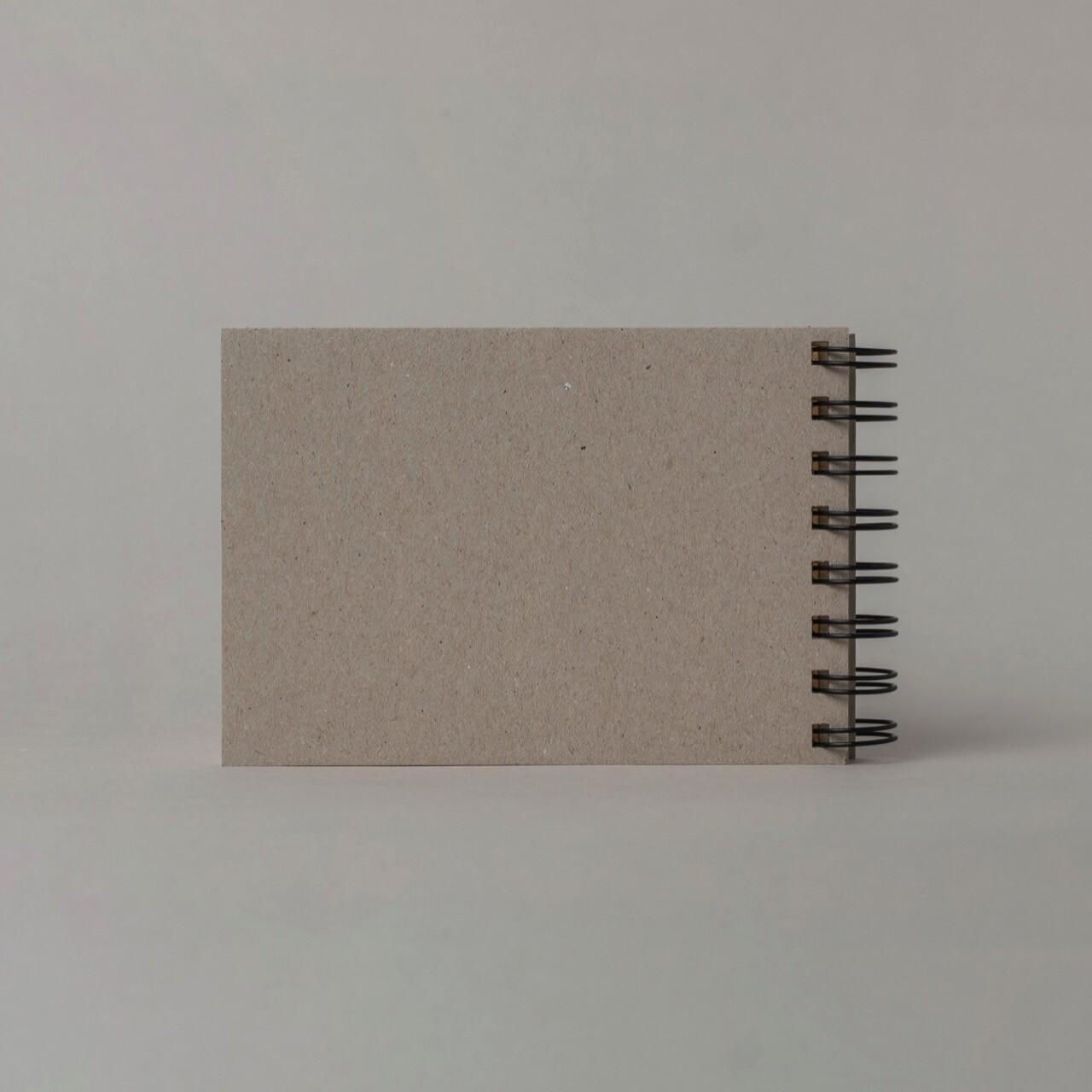 Скетчбук Falafel для рисования с кремовой бумагой A6