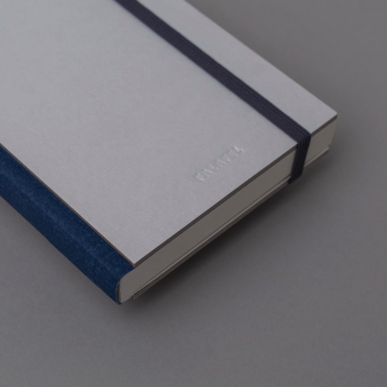 Скетчбук для графики в твёрдой обложке Falafel Pearl A6