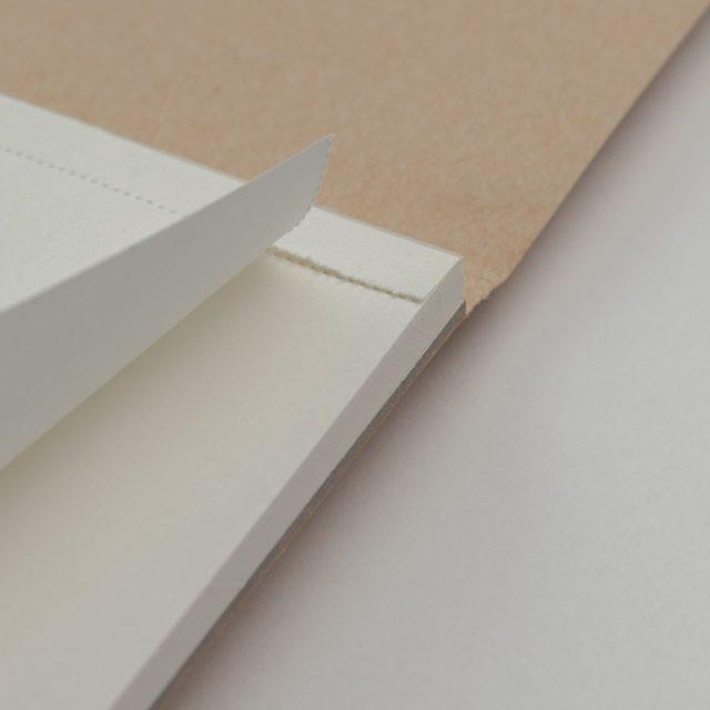 Блокнот для записей с отрывными листами A5 Крафт