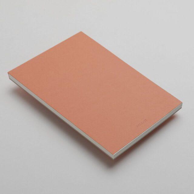 A5 Терракотовый скетчбук с перфорацией Falafel books Sketchbook Terracotta
