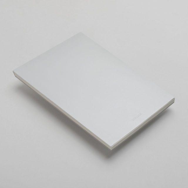 A5 Серебряный скетчбук с перфорацией Falafel books Sketchbook Silver