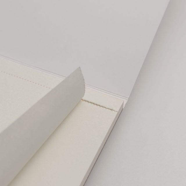 Блокнот для записей с отрывными листами A5 Серебряный