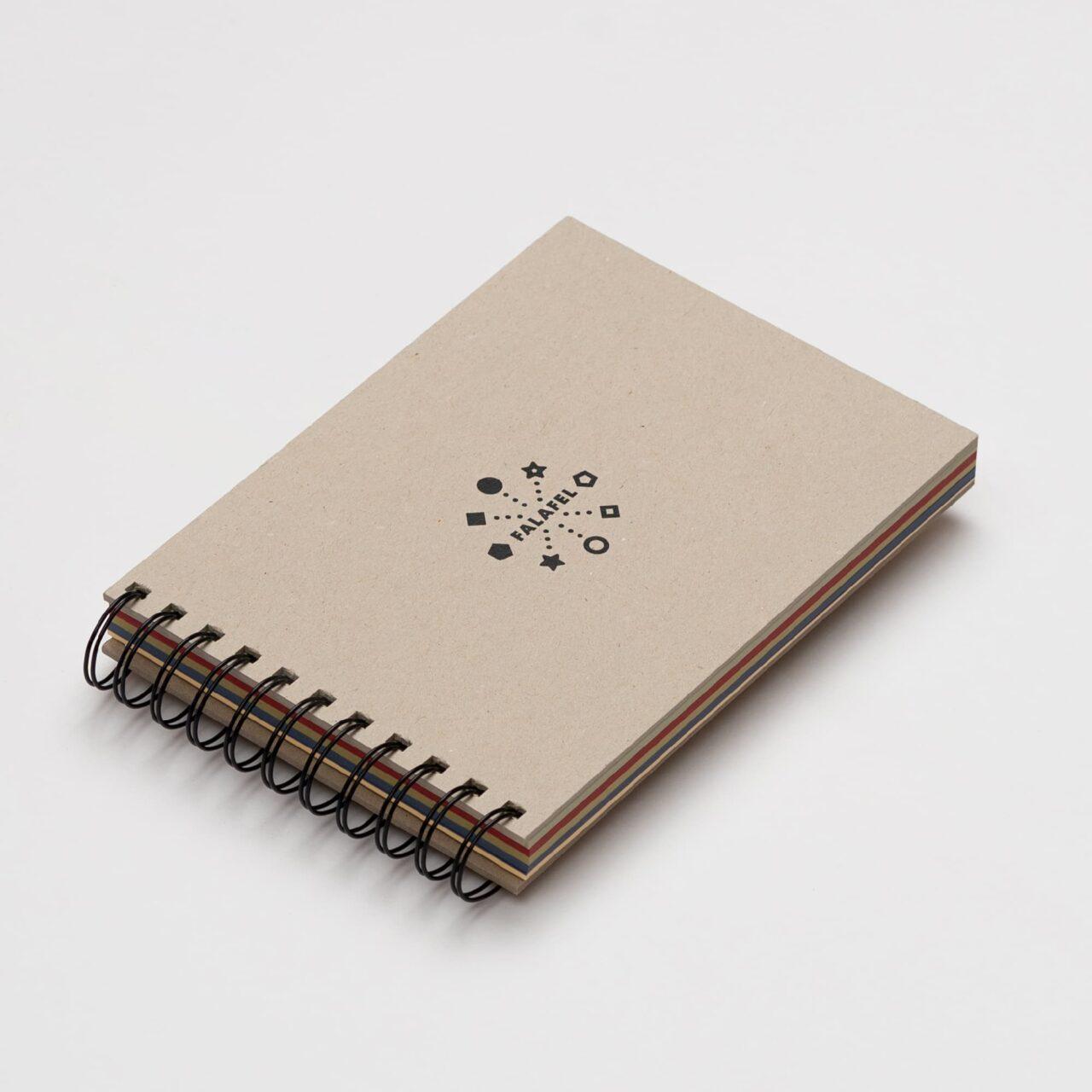 Скетчбук Falafel для пастели A5