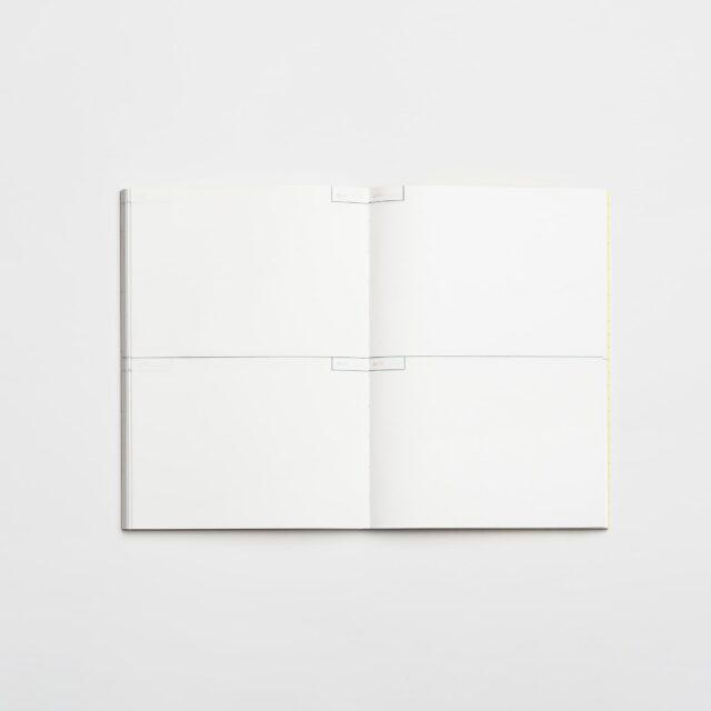 Недатированный ежедневник Falafel Daily A5, 2 дня на страницу, 240 стр