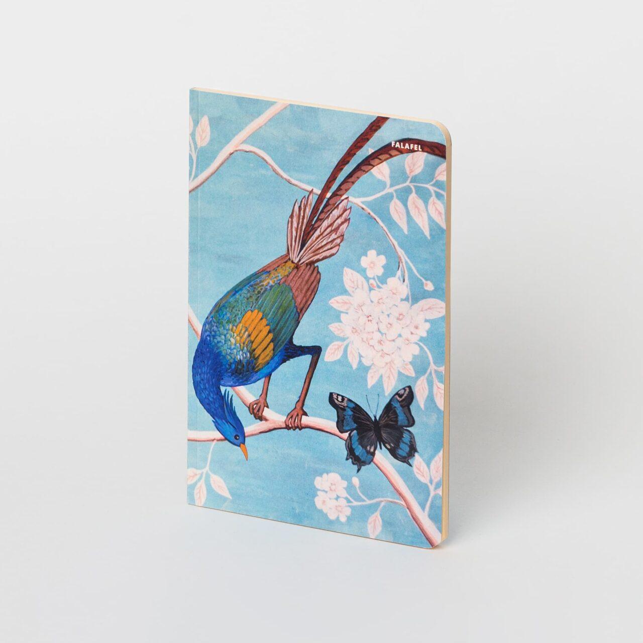 Блокнот Falafel Birds of Paradise A5