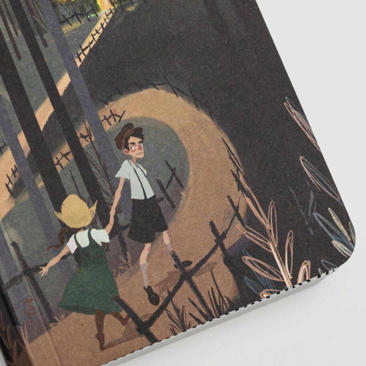 Блокнот в точку Falafel Hansel & Gretel A6