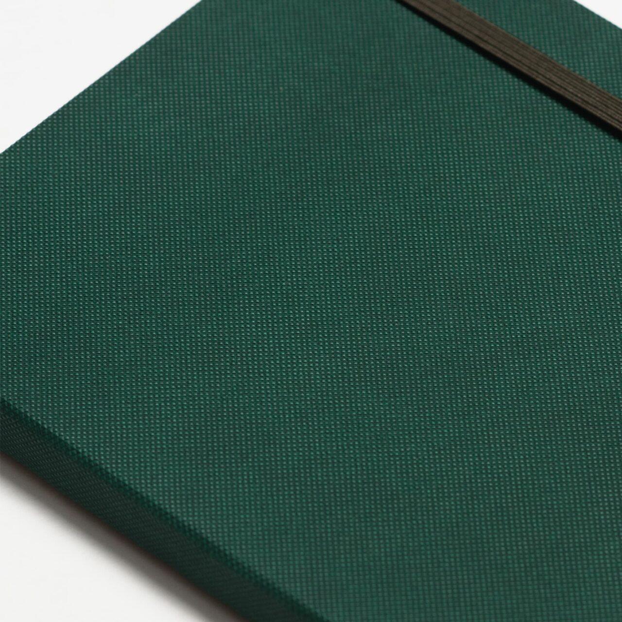Блокнот в точку Falafel Oak Green A5