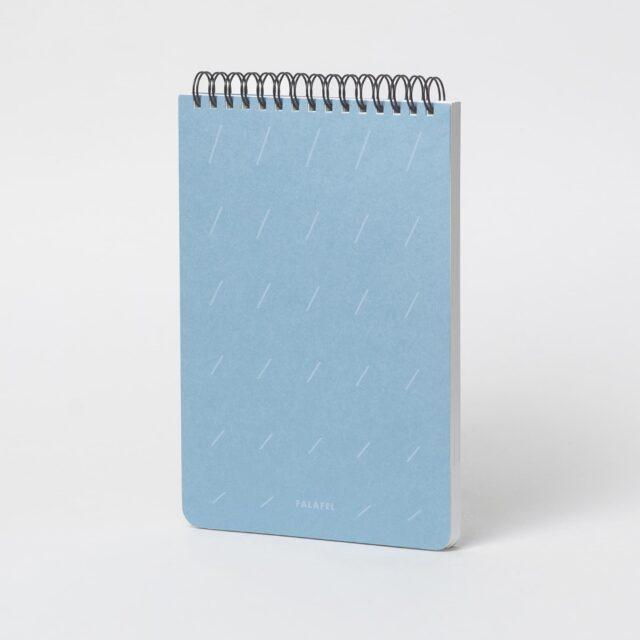 Скетчбук для маркеров A5, 70 г/м², 60 листов, голубой