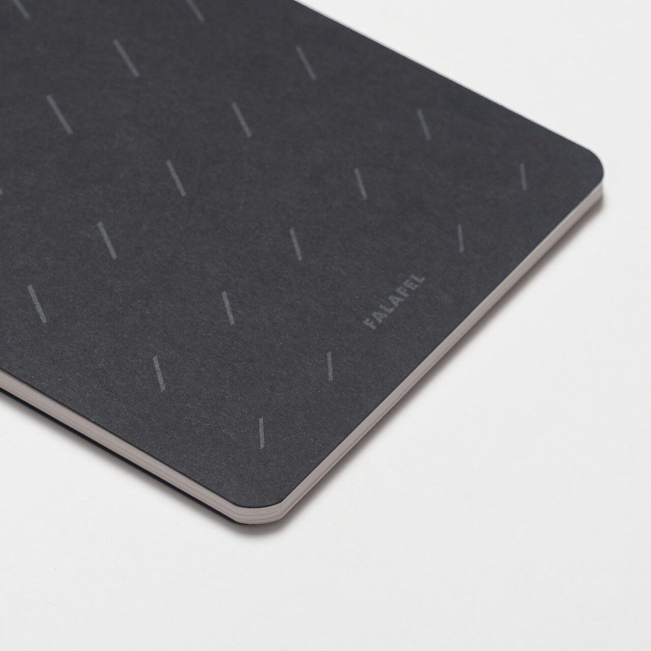 Скетчбук для маркеров A5, 70 г/м², 60 листов, чёрный