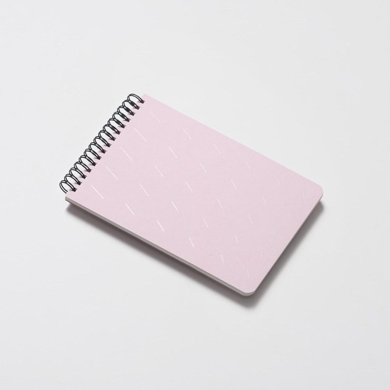 Скетчбук для маркеров A5, 70 г/м², 60 листов, розовый