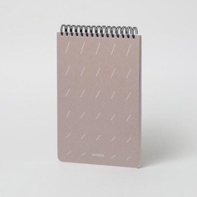 Скетчбук для маркеров A5, 70 г/м², 60 листов, бежевый